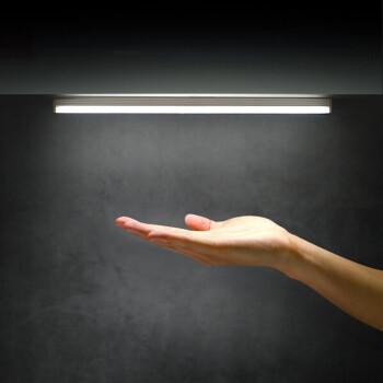 大头人 datouren 充电感应灯带小夜灯人体感应灯楼道走廊灯过道玄关灯长条屏幕挂灯led小台灯卧室床头壁灯