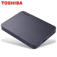 百亿补贴:TOSHIBA 东芝 新小黑A3 USB3.0 移动硬盘 1TB