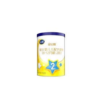 飞鹤星飞帆 较大婴儿配方奶粉 2段(6-12个月适用) 130g
