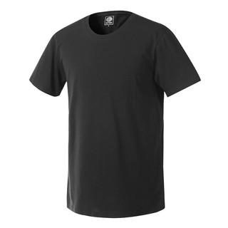 国际米兰俱乐部夏季男子全棉短袖运动T恤纯色男圆领训练宽松打底棉内衣健身上衣