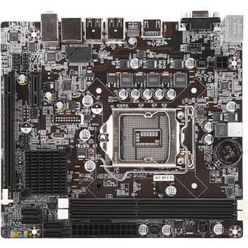 昂达(ONDA)H61C V8  (Intel H61/LGA1155)主板 办公游戏优选