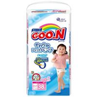 GOO.N 大王 维E系列 婴儿拉拉裤 XL38片 *3件