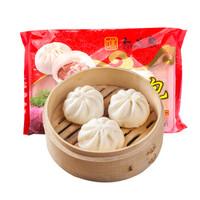 知味观 鲜肉包 360g(10只装 包子 速冻早餐早点 馒头花卷 杭州特产) *4件