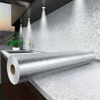 VAKADA 厨房防油铝箔锡箔纸 40cm*3m (送刮板+小刀)