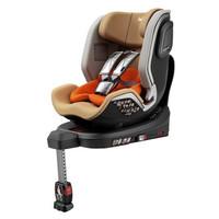 bebebus 安全座椅汽车用0-6岁婴儿宝宝车载儿童座椅isofix360度旋转 装甲金