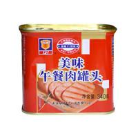 MALING 梅林 午餐肉罐头 340g 4罐 *2件