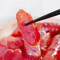 九升 正宗土猪肉广味腊肠 大肠 1斤