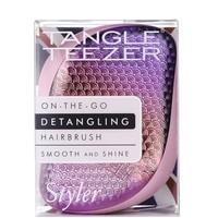 Tangle Teezer 紧凑型美发梳 落日粉