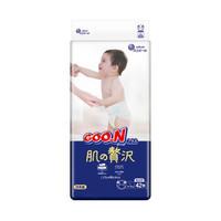 GOO.N 大王 奢华肌系列 婴儿纸尿裤 L42 *3件