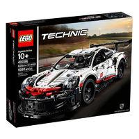 24日20点、百亿补贴:LEGO 乐高 机械组系列 42096 保时捷911 RSR