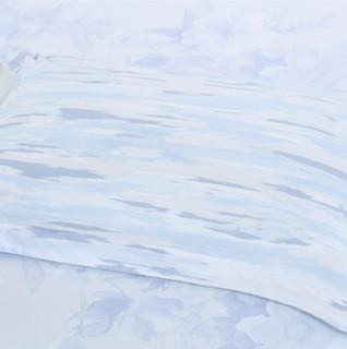 MERCURY 水星家纺 罗浮小调全棉床品四件套 1.8m床