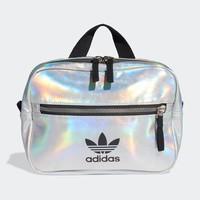 adidas 阿迪达斯 三叶草 BP MINI AIRL PU FL9634 女士运动背包