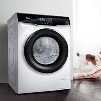 TCL XQGM100-S300BJD 10公斤 滚筒洗衣机