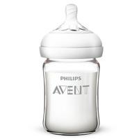 AVENT 新安怡 宽口径玻璃奶瓶 160ml *5件 +凑单品