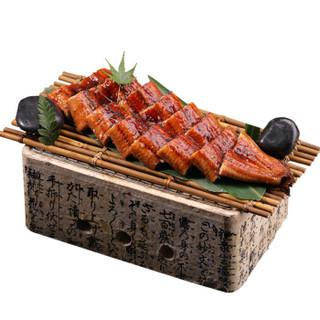 百鲜荟 蒲烧鳗鱼 500g *2件