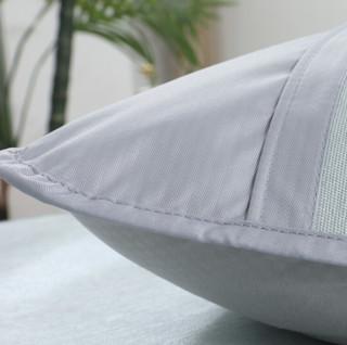 MERCURY 水星家纺 轻风物语印花冰丝席三件套 1.2m床