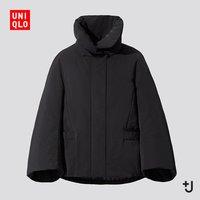 UNIQLO 优衣库 +J 432604 女士高性能复合茄克