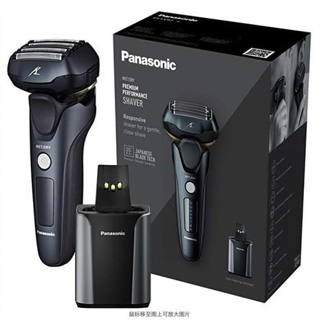 中亚Prime会员:Panasonic 松下 ES-LV97 干湿电动剃须刀