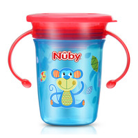 Nuby 努比 360度魔术学饮杯 240ml