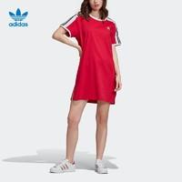 adidas 阿迪達斯 三葉草 TEE DRESS EH8730 女士運動裙