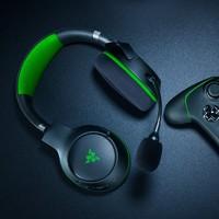 限地区:RAZER 雷蛇 噬魂鲨专业版Pro 头戴式游戏耳机