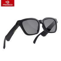 美国摩集客MOGCO蓝牙耳机时尚科技墨镜 太阳镜 智能穿戴 持久续航高清通话 女款