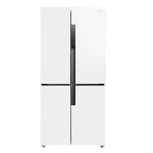 WAHIN 华凌 BCD-446WSPH 单循环 风冷十字对开门冰箱 446L 简约白