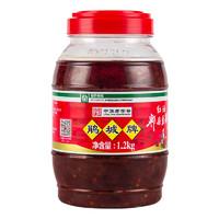 PLUS会员:juanchengpai 鹃城牌 红油郫县豆瓣酱  1200g