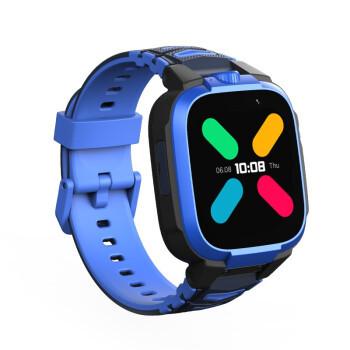 小寻 电话手表 儿童智能手表 运动手环学生电子表 4G全网通/GPS定位/360度防水 X3极光蓝