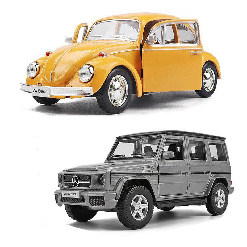 星卡比  入门级SUV+入门级甲壳虫