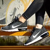 考拉海购黑卡会员、限尺码:NIKE 耐克 AIR MAX SEQUENT 2 女子跑步鞋