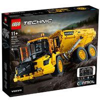 百亿补贴:LEGO 乐高积木 玩具机械组系列 42114 沃尔沃拖车