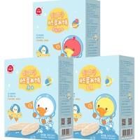 伊威 儿童胚芽米饼*3盒 送宝宝辅食