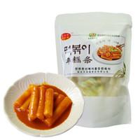 天仙福年糕条辣炒年糕韩国小吃部队锅自带酱包 200g*2