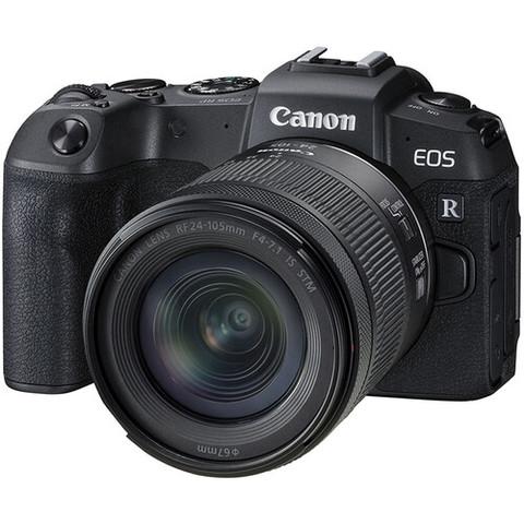 Canon 佳能 EOS RP 全画幅专微套机(RF24-105mm F4-7.1镜头)