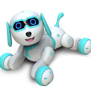 实丰儿童玩具智能机器狗婴儿玩具宝宝早教智能手表小度玩具唱歌跳舞故事机玩具男女孩生日礼物小六