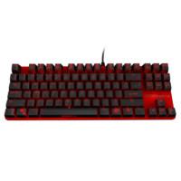 沃野 Ozone strike battle 原厂樱桃cherry红轴机械键盘87键