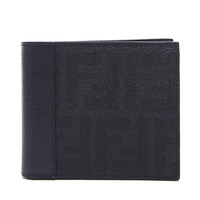 FENDI 7M0169-X4U-F0D7N  男士短款钱包