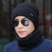 劲卡龙 帽子围脖手套 三件套装 多款可选