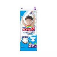 京东PLUS会员:GOO.N 大王 维E系列 婴儿纸尿裤 XL42 *3件