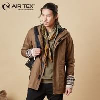 AIRTEX 亚特  AT1A18M9004-BTW 男士商务外套