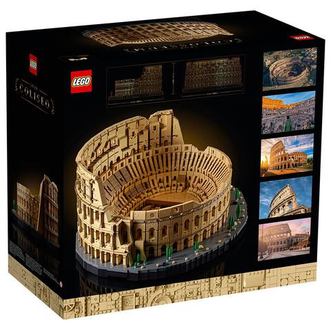 LEGO 乐高 创意百变高手系列 10276 罗马斗兽场