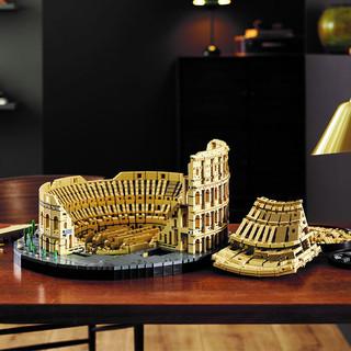LEGO 乐高 Architecture建筑系列 10276 罗马斗兽场