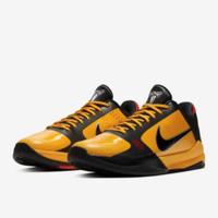 NIKE 耐克 Kobe 5 Protro 'Bruce Lee Alt'  男子篮球鞋