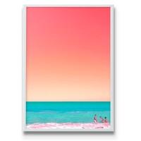 夏威夷艺术家 艾瑞顿·佩吉《氛围 5号》Vibes #5