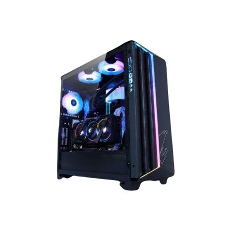 GIGABYTE 技嘉 狩猎之神 组装电脑 (黑色、酷睿i9-10900K、RTX 3080、16GB、1TB SSD)