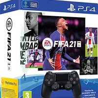 EA Sports Fifa 21 索尼 DualShock 4 无线控制器套装(PS4)