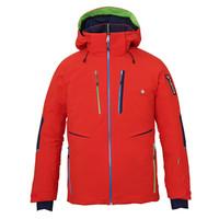 phenix/SKI 滑雪系列男士滑雪服秋冬防水防风保暖滑雪服外套 桔红2 M