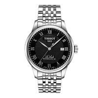 25日0点、考拉黑卡:TISSOT 天梭 力洛克系列 T006.407.11.053.00 男士机械手表