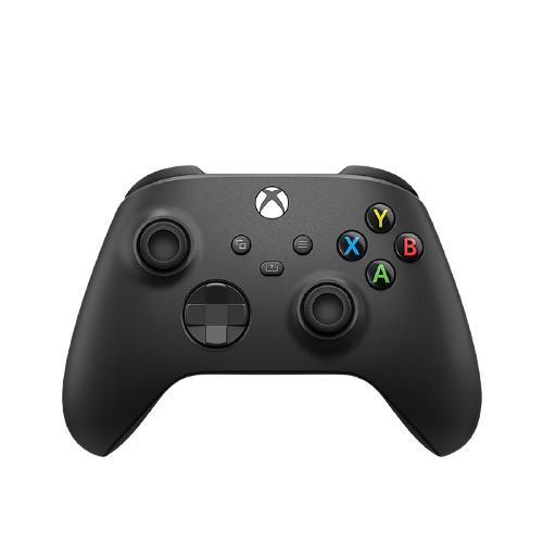 Microsoft 微软 Xbox Series 2020基础款 无线蓝牙游戏手柄 磨砂黑